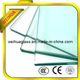 Vidro Tempered cortado ao tamanho com CE/ISO9001/CCC