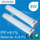 SMD2835 LED 2g11 PL-buisverlichting 8W voor hotel