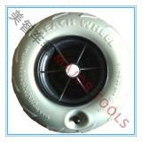 15 Zoll-Ballon-Reifen pneumatisches Belüftung-Sand-Karren-Rad