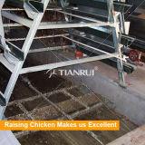 養鶏場のための肉焼き器鶏のケージの肥料のスクレーパーのクリーニング機械