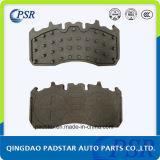 Plaquettes de frein de pièces automobiles de la plaque arrière en fonte fournisseur