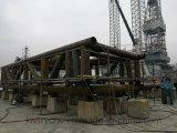 Estaca de aço do plasma do CNC da câmara de ar e maquinaria de chanfradura para o projeto da construção de aço