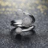 925 순은 여자를 위한 Ringent 반지 형식 보석