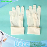 Non стерильные напудренные перчатки рассмотрения латекса (перчатки безопасности)