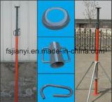 Matériau de construction prop Jack échafaudage réglable du système d'étayage