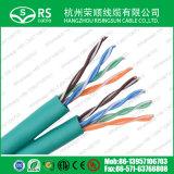 Haute qualité UTP Cat5e câble jumelé pour une installation plus facile d'accueil