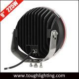 9 дюймов авто светодиодные индикаторы 225W красный/черный комбинированный индикатор дальнего света ходовые огни