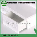 Moderno tocador de muebles de madera con las heces (W-HY-025)