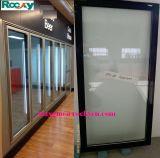 편리점 Freezer를 위한 유리제 Door