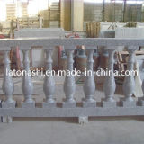 Balaustrada balaustrada de mármore e granito