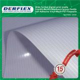 15 onzas de vinilo retroiluminado recubierto de PVC Material Banner