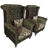 ホテルおよび屋内家具ファブリックトラの椅子(2098#)