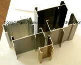 Revestimento de alumínio do pó do perfil do frame da extrusão para o indicador e a porta