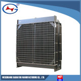 Yc6td840L-7: セットを生成する550kwのためのアルミニウムラジエーター