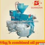 Macchina elaborante unita Yzyx70wz dell'olio di semi con la macchina del filtrante