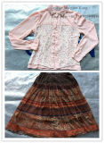 Одежды смешанные летом используемые Secondhand от Китая