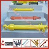 Tipo cilindro hidráulico del pistón