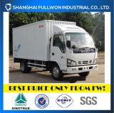 Isuzu 600p Payload 1-4 Ton; 11-19 Cubic 밴 Truck