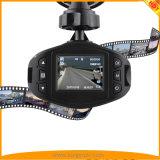 Миниый автомобиль DVR камеры черточки FHD 1080P с обнаружением движения записи петли