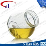 190ml高品質のガラス蜂蜜の瓶(CHJ8014)