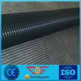 전형적인 뜨개질을 한과 PVC 입히는 축이 둘 있는 폴리에스테 Geogrid