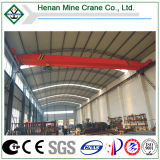 CE Certificated Electric Chain Hoist Overhead Traveling Crane con Control Panel (LDA)