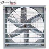 Geschwungener Absinken-Hammer-an der Wand befestigter industrieller Ventilator (DJF (A))