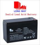 12V9ah batteria dell'UPS di tasso alto VRLA