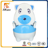 New Lovely Design Baby Potty Chair com Backrest Wholesale