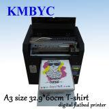 Taille de l'impression A3 directement à la machine d'impression de T-shirts de vêtement