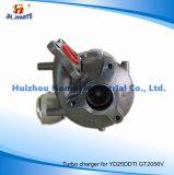 닛산 Yd25ddti Yd25 Gt2056V Yd22/Zd30/Td27/Td42/Qd32/Fe6를 위한 자동차 부속 터보 충전기