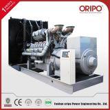 tipo aberto geradores elétricos pequenos de 1500kVA/1200kw Oripo com carro do alternador