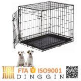 Beste verkaufenfaltende Maschendraht-Hundehundehütte