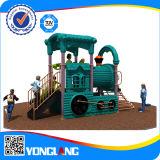 Im Freien und Indoor Train Playground Equipment