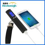Hostweigh 50kg elektronische Bank-Digital-reisende Gepäck-Schuppe der Energien-2600mAh