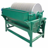 永久マグネットの高く効率的な磁気分離器
