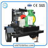 Moteur diesel mobiles de bonne qualité de l'assèchement de la pompe à eau