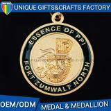 記念品のギフトのための金属メダル