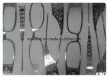 cortador do laser do metal de /Copper/ do aço inoxidável da fibra 700W/alumínio de bronze/ferro