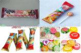 Preço semiautomático da máquina de empacotamento do Lollipop da potência da economia