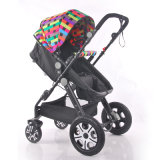 Factory Direclty Wholesale High Quality Baby Multi-Functional Umbrella Stroller com Big Wheels