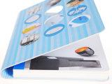 Impression spéciale de catalogue de modèle pour la nourriture (DPC006)