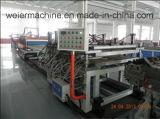 WPC Möbel-Schaumgummi-Vorstand-Plastikmaschine