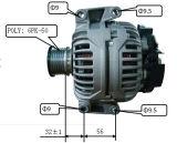 альтернатор 12V 120A для Benz Лестер Bosch Мерседес 12383 0124515114