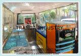 環境に優しい電気移動式食糧バス