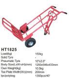 Caminhão de mão Ht1825 de Floding/trole resistentes de múltiplos propósitos da mão