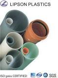 ISO/JIS/as/ASTM/BS Standard-CPVC/UPVC/CPVC Plastik-Belüftung-Rohr Belüftung-Gefäß-Druck-Rohr/Entwässerung-Rohr