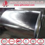 Pleine tôle d'acier dur galvanisée dans la bobine