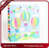 Art Carrier Gift Paper Bags with Lamination and PP Handle