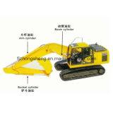 Cilindro hidráulico del excavador del gato E70